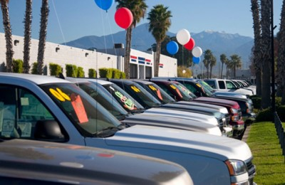 Used Vehicle Dealer