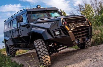 Armoured Vehicle