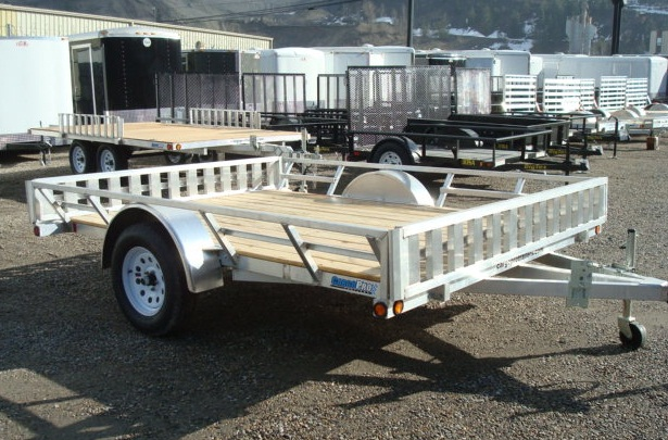 Or Enclosed Trailers