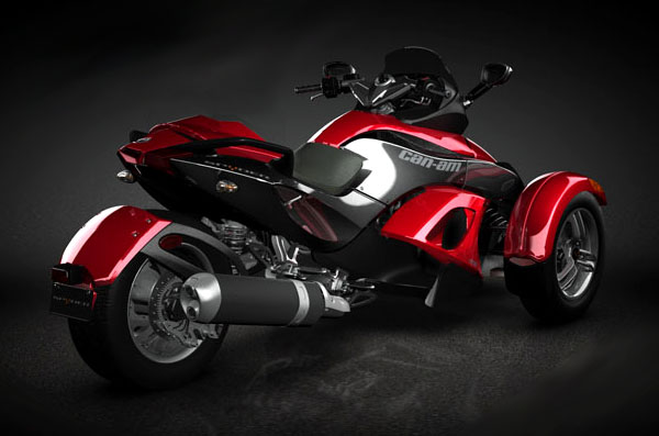 Can-Am-Spyder-Motorcycle